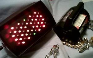 Calm Relief Far Infrared LED light