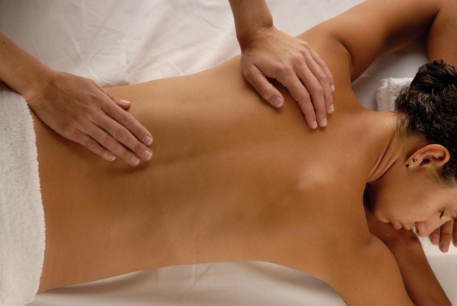 Wife Gets Full Body Massage